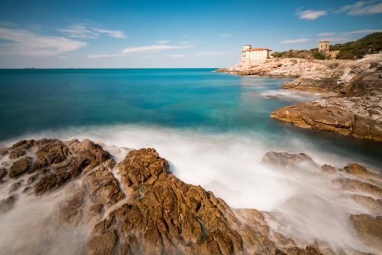 Riviera bei Livorno