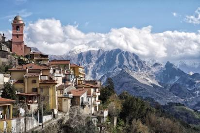Sorgnano - Carrara Bergdorf / Carrara mountain village