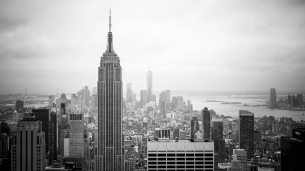 Empire State Building & Downtown